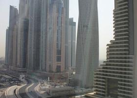 Сентябрьский Дубай