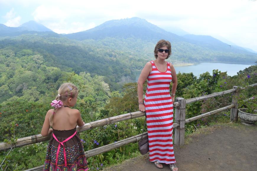 На смотровой площадке озера Буян