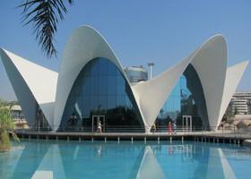 Валенсия. Город искусств и наук