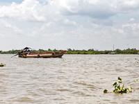 Прогулка по реке Меконг