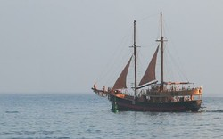 В Греции взорвалась яхта с туристами