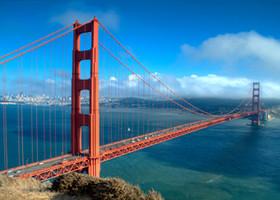 Сан-Франциско, Калифорния, Америка