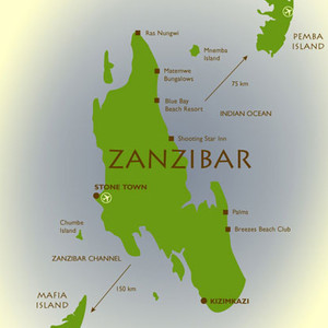 Нунгви, Занзибар, Танзания