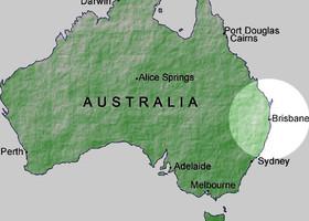 Брисбен, Квинсленд, Австралия