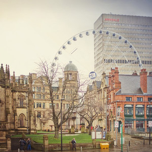 Manchester Январь 2012