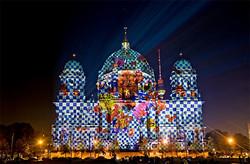 В Берлине стартовал двухнедельный Фестиваль света