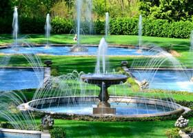 Сады Дюпона (Longwood gardens)