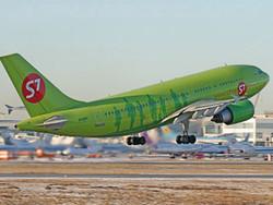 S7 Airlines возобновляет полеты в грузинский Кутаиси