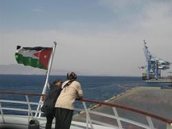 Между Иорданией и Египтом снова начал курсировать паром