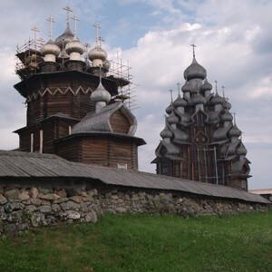 Кижи - деревянная Русь