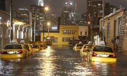 Нью-Йорк постепенно оправляется от последствий урагана