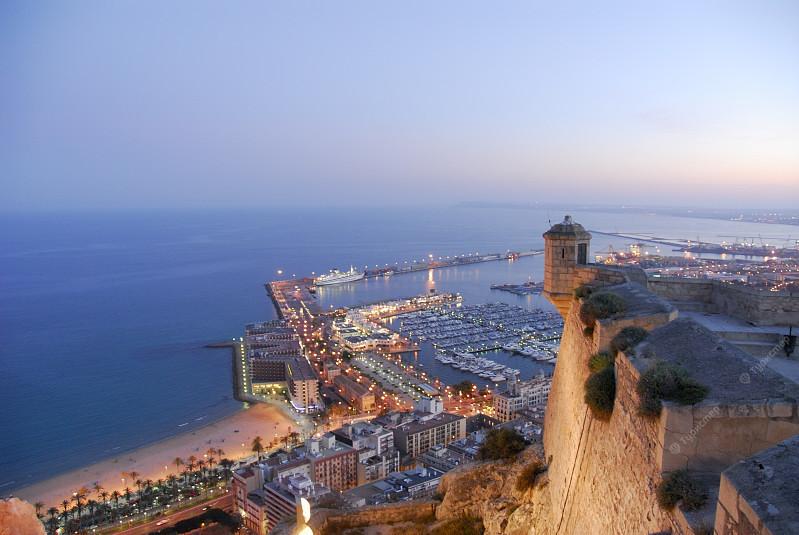 Испания отель аликанте университет