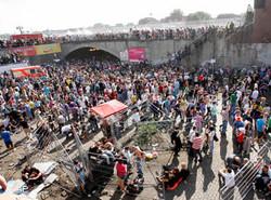 Трагедия на «Параде Любви» привела к отмене фестиваля