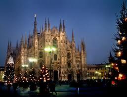 Вход в Домский собор Милана