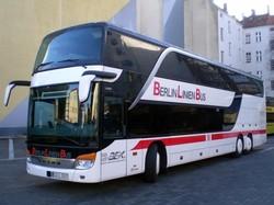 В Германии появятся междугородние автобусы с длинными маршрутами
