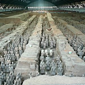 Сиань (Город и Терракотовая армия)