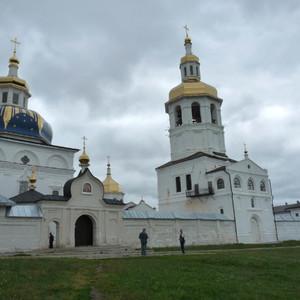 Свято-Знаменский мужской монастырь (Абалак)