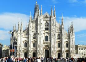 Пламенеющая готика Миланского Дуомо