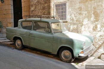 Транспорт на Мальте