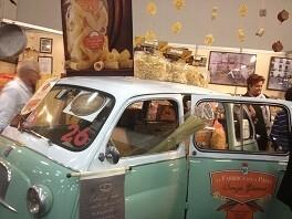 Выставка Вкуса  в Турине Salone del Gusto