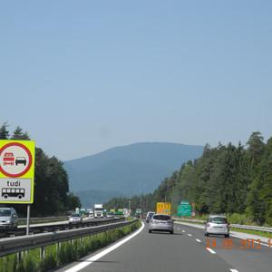 Продолжение летнего путешествия на машине. Венгрия-Италия часть 3