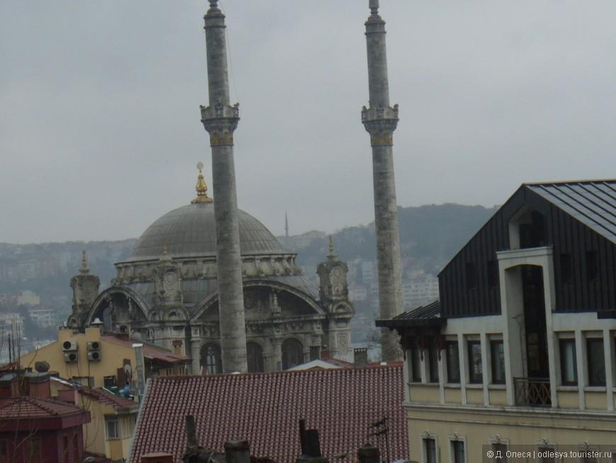 Мечеть Ortakoy