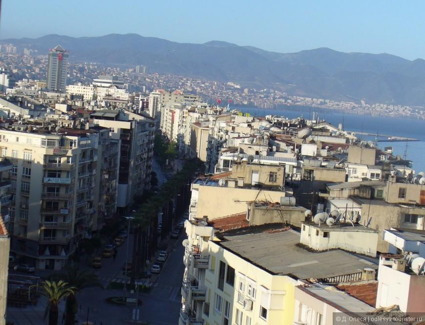Измир, жилые кварталы