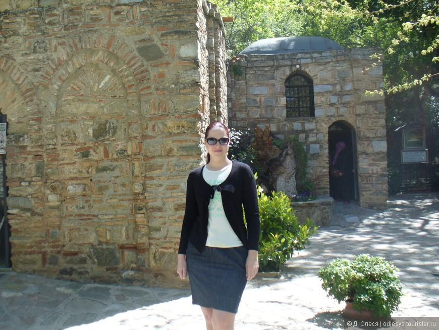 дом, в котором Богородица Мария провела последнии дни