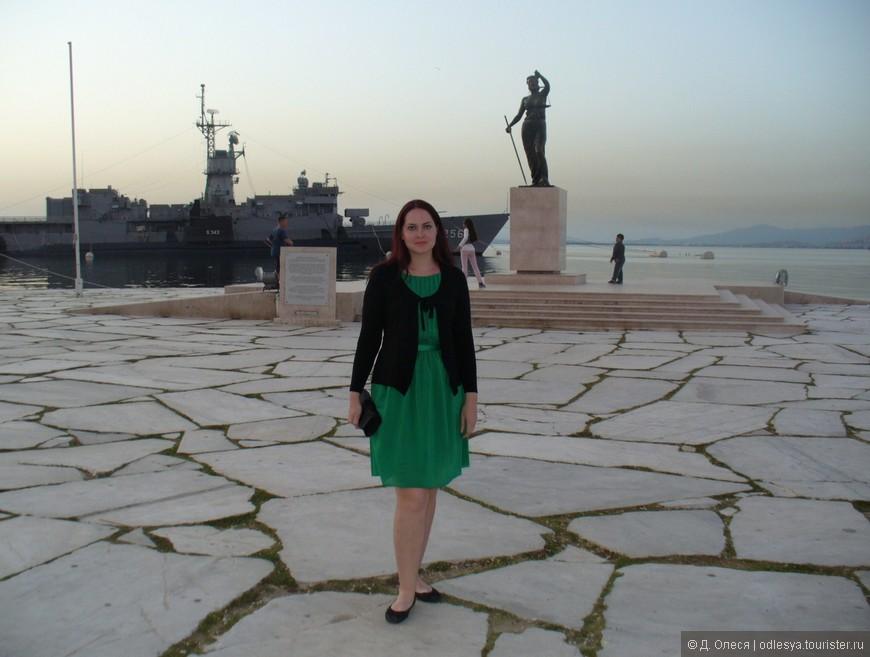 Корабль-Музей в Измире