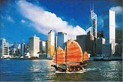 На направлении Москва - Гонконг появился новый перевозчик