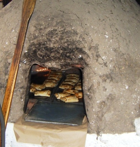 Чилийские пирожки empanadas, Чили