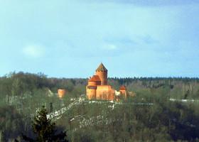 Замки Латвии - история в камне