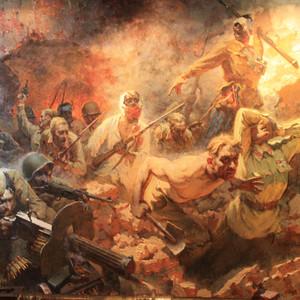 Брестская крепость 9 мая