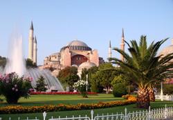 В Стамбуле рядом с Айя-Софией создадут новый парк