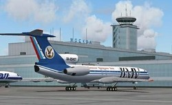 В Домодедово террорист захватил пассажирский самолет