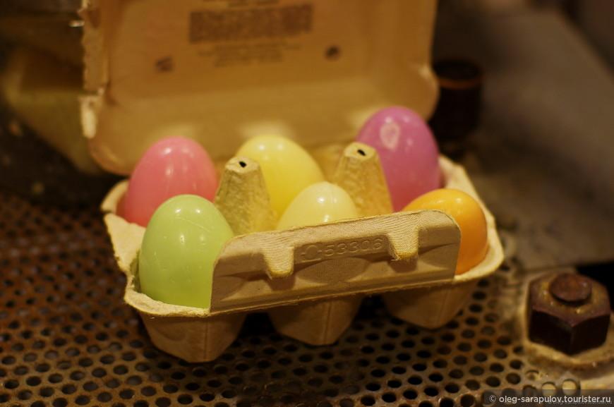 Мыло яичное (не для того, что вы подумали)