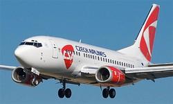 Czech Airlines в новом году значительно расширит географию полетов