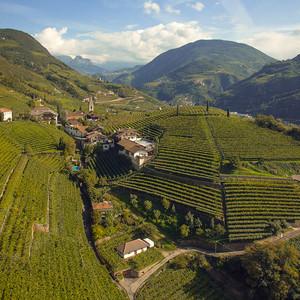 Больцано (Италия, Альпы)