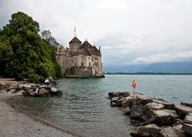 Chateaux de Chillion (Швейцария)
