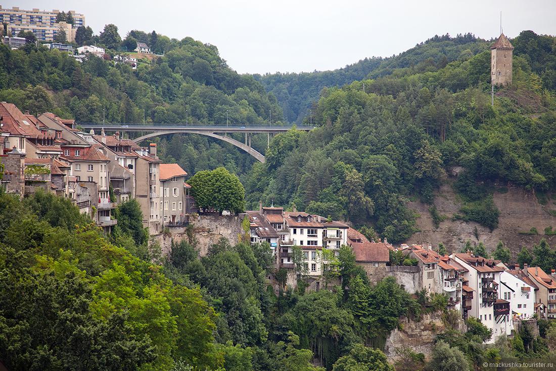 Фрибург Швейцария достопримечательности фото