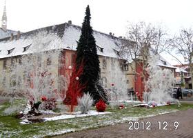 Кольмар -- рождественское чудо в Эльзасе.