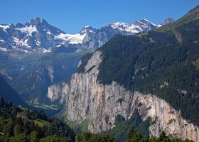 Kleine Scheidegg (Швейцария)