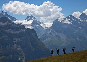 Mont Lauberhorn (Швейцария)