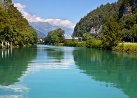 Интерлакен (Швейцария)