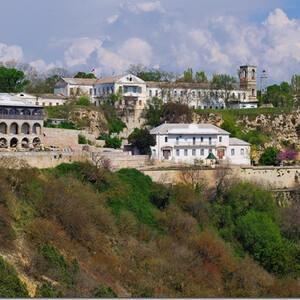 мыс Фиолент. Свято-Георгиевский монастырь