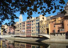 Мосты и реки Жироны