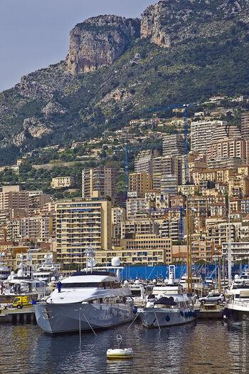 Как добраться до Монако – Арриво