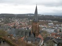 Марбург: город, где учился Ломоносов