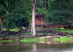 Камбоджа.