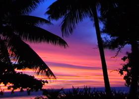 """Один день в """"Раю"""" (маленький рай в огромном Тихом океане)"""